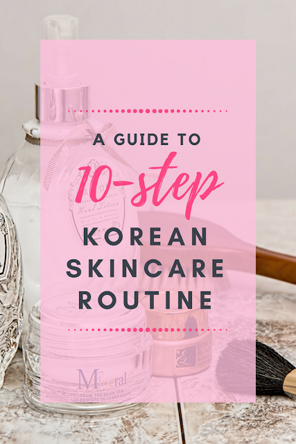 A Guide To Korean Skincare Routine By The Shapeshifting Cat