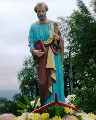 Pedrinhas realizará Festa de São Pedro , padroeiro dos pescadores, entre os dias 26 e 30/06