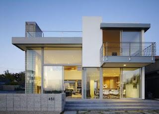 Saat ini berbagai orang yang mengatakan hunian rumah dengan model rumah minimalis ata Gambar Model Rumah Minimalis Tampak Depan