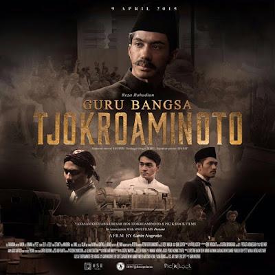 Film Guru Besar Tjokroaminoto 2015