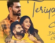 Teriyan Deedan Prabh Gill ft Parmish Verma Lyrics