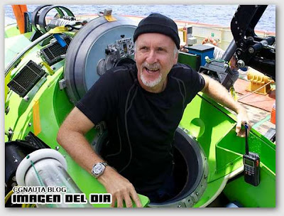 james cameron submarino