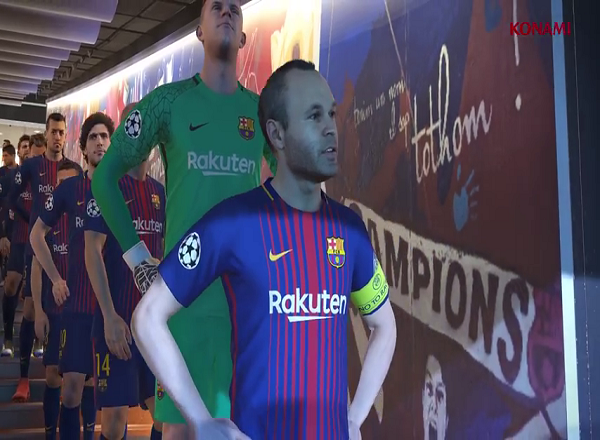 الكشف عن متطلبات تشغيل Pro Evolution Soccer 2018 للكمبيوتر