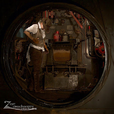 Steam Mechanikus | www.zeitunschaerfe.de
