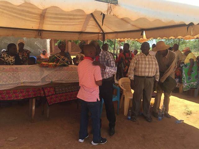 Hon Teddy Mwambire spots Youths. PHOTO | BANA