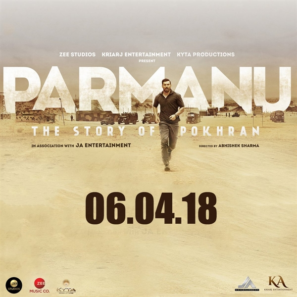Parmanu The Story Of Pokhran First Look Poster 5