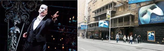 El Fantasma de la Opera, 30 años de éxitos con millones de asistentes en el teatro Majestic de Times Square