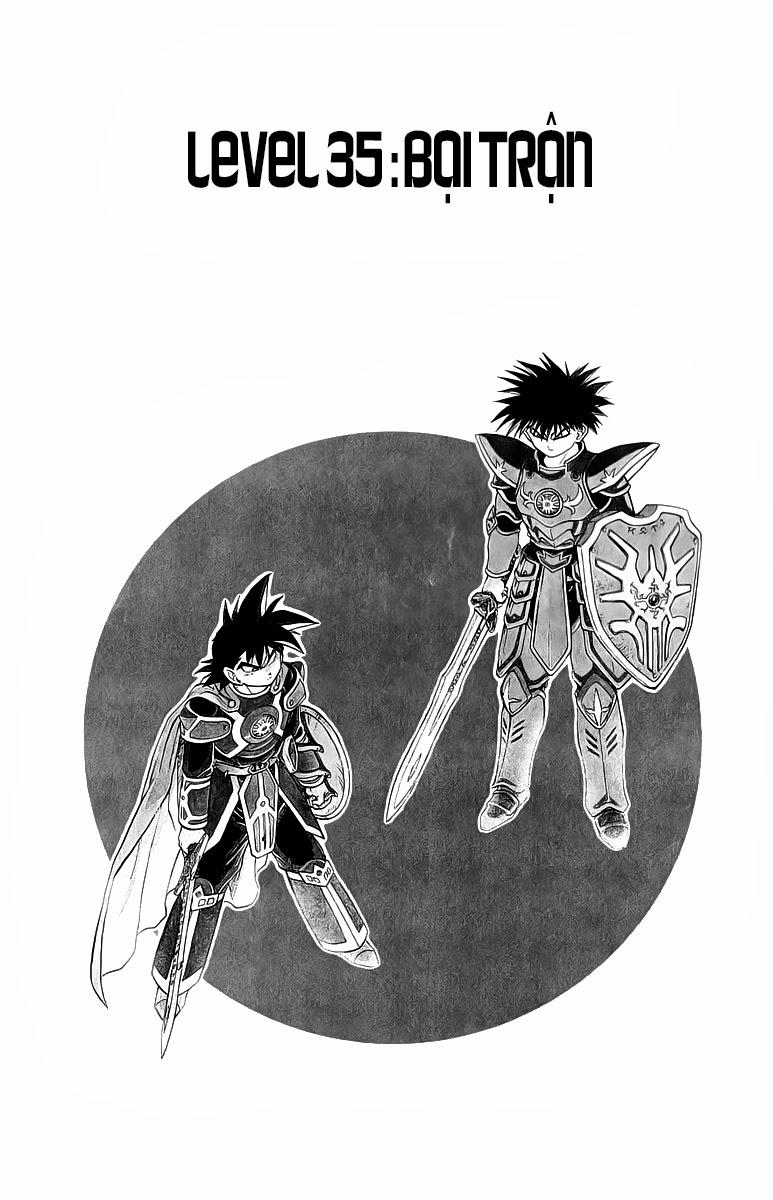 Dragon Quest: Emblem of Roto chap 35 trang 2