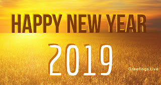 2019 good new year greetings Live image