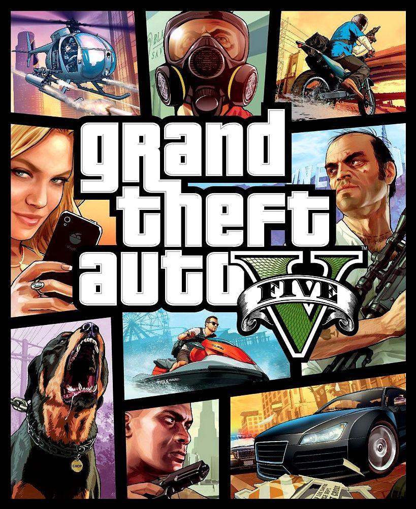 Grand theft auto rule 34
