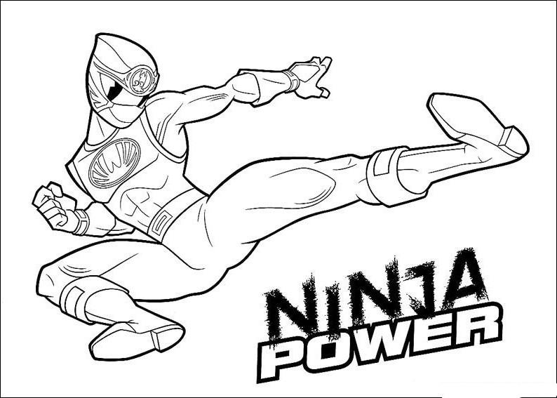 Desenhos Dos Power Rangers