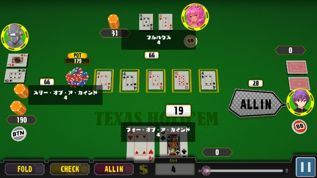 Download Poker Pretty Girls Battle PC Gameplay