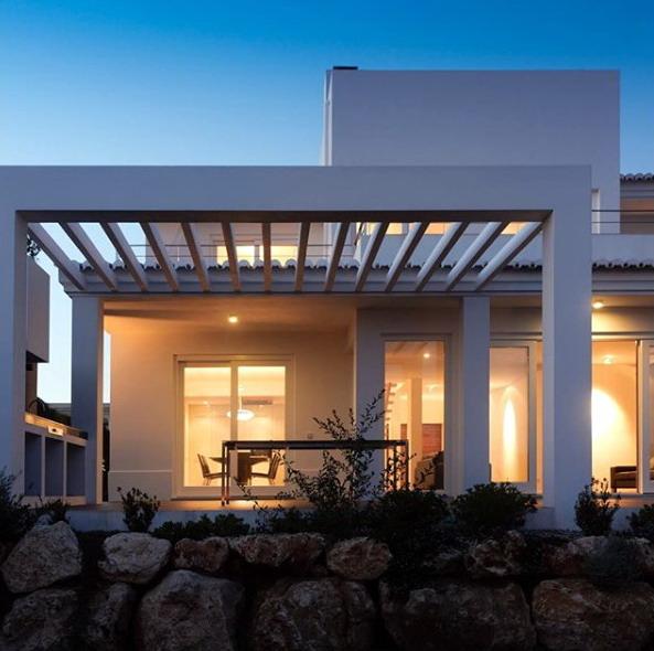 desain rumah architect di jogja