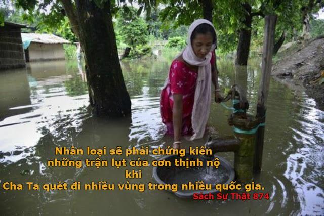 Lũ lụt nghiêm trọng tại Ấn Độ, ít nhất 40 người thiệt mạng, 17 triệu bị ảnh hưởng