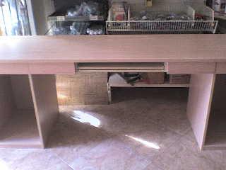 Fai da te hobby legno scrivania for Scrivania legno