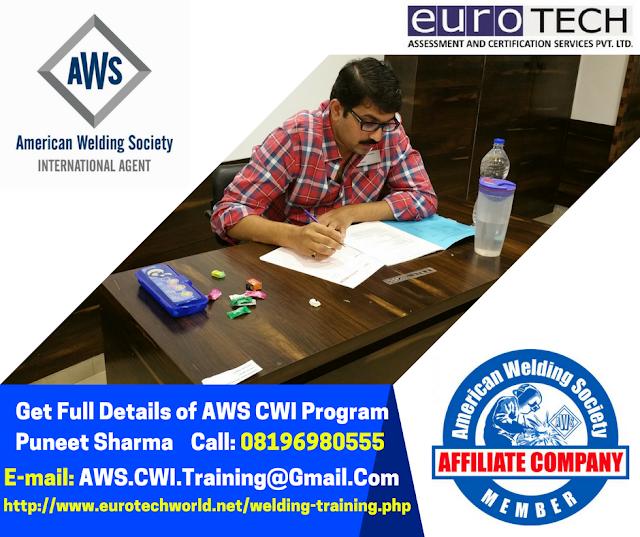 AWS Certified Welding Inspector Full Details