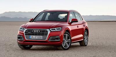 New Audi Q5 SUV Hd Image