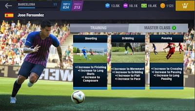 Game Sepak Bola Offline Ukuran Kecil Soccer Hero Apk