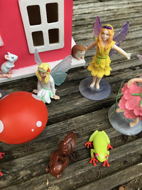Fairies and animals