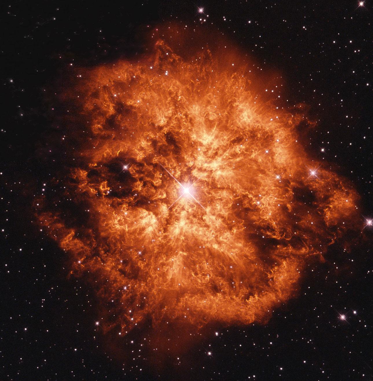 Wolf-Rayet Yıldızı
