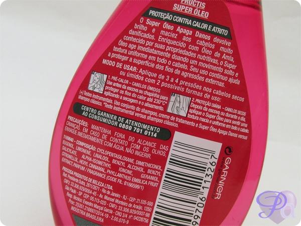 Fructis Super Óleo Apaga Danos