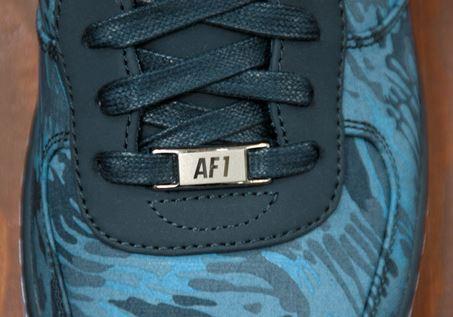 """free shipping b65f5 7f693 Here is a look via ameblo at the Nike Air Force 1 Downtown """"Dark Obsidian""""  Sneaker releasing at select retailers on April 13th, Peep more detailed  images ..."""