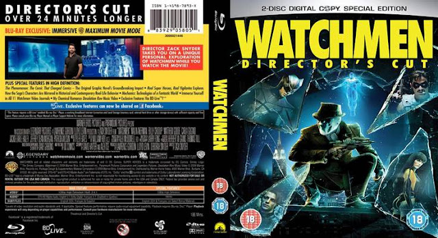 Watchmen 20009 DVD cover front and back movieloversreviews.filminspector.com