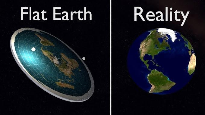Flat Earth, Bumi bulat atau datar? ini penjelasan LAPAN