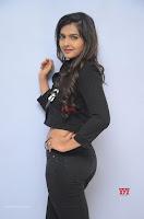 Neha Deshpandey in Black Jeans and Crop Top Cute Pics Must see ~  Exclusive Galleries 029.jpg