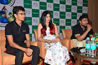 Bollywood Actress Adah Sharma Pos in White Printed Short Dress at OPPO F3 Plus Selfie Expert Mobile Launch .COM 0067.jpg