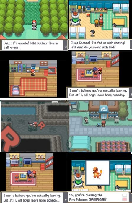 Pokemon Fire Red DS