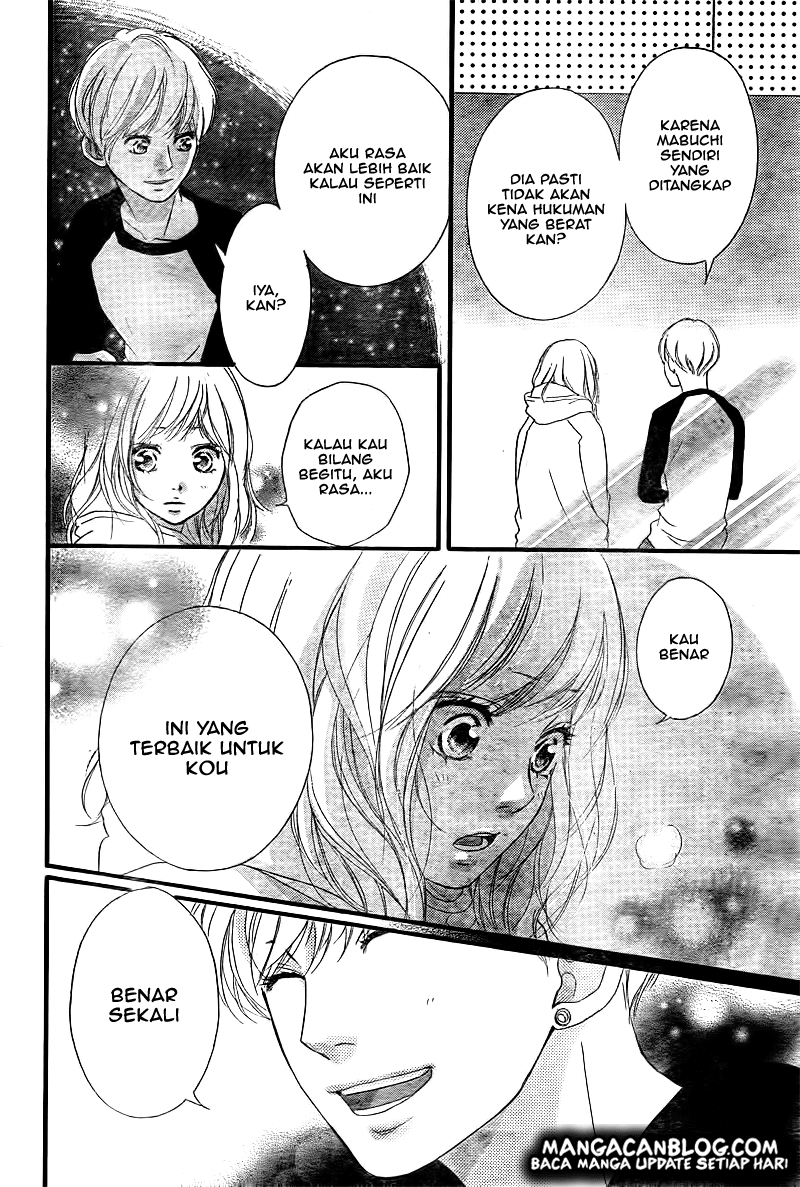 Ao Haru Ride Chapter 37-19