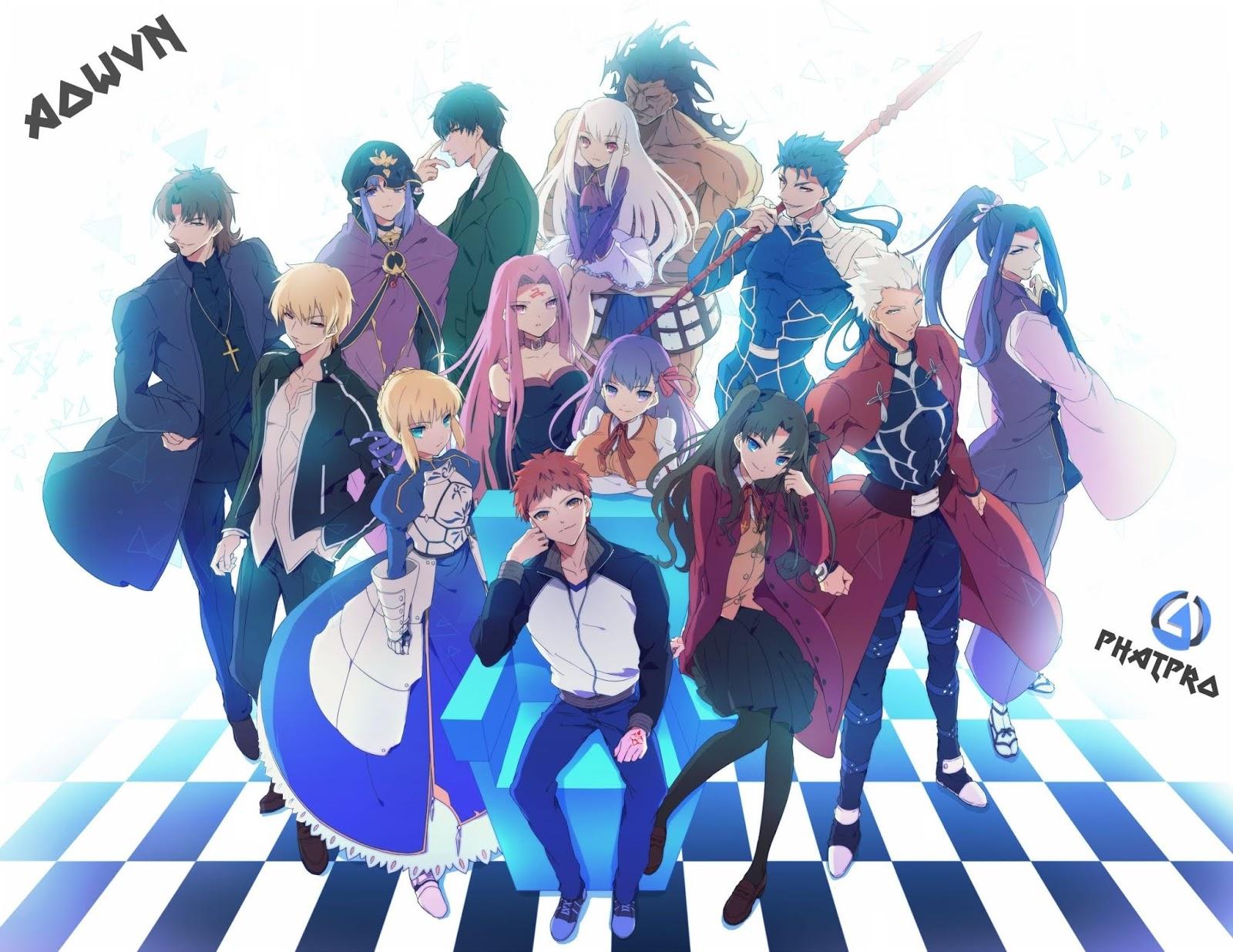 Fate%2B %2BPhatpro%2B%25286%2529 min - [ Anime 3gp Mp4 ] Series Fate : Thứ Tự Xem Theo Năm Sản Xuất Chuẩn Nhất - Không Xem Rất Là Phí