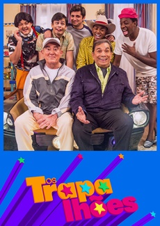 Os Trapalhões 1ª Temporada Torrent – HDTV 720p Nacional