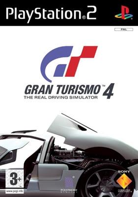 Gran Turismo 4 (PS2) 2005