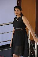 Khanishka new telugu actress in Black Dress Spicy Pics 33.JPG