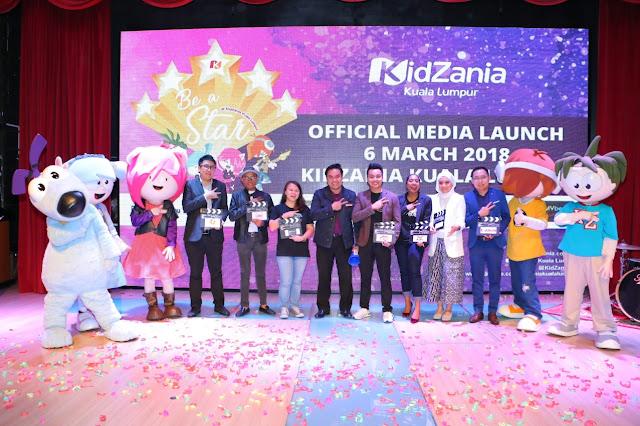 Be a Star at KidZania Kuala Lumpur, KidZania Kuala Lumpur, KidZania, kids talent event,