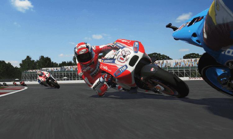 تحميل لعبة الموتوسيكلات MotoGP 15 مضغوطة بحجم صغير