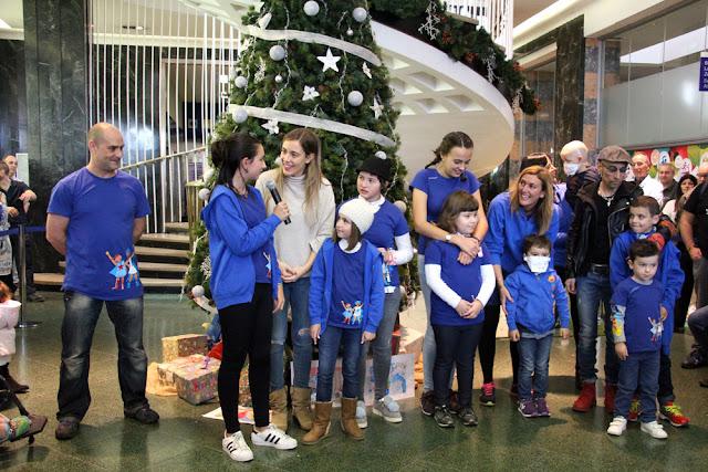La Cuadri del Hospi dona cerca de 40.000 euros a BioCruces para dos estudios del cáncer infantil