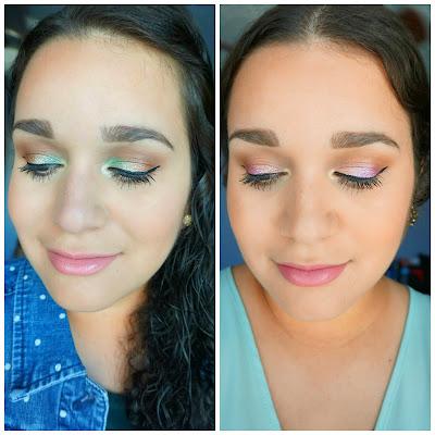 bh Cosmetics Wild & Alluring Baked Eyeshadow & Highlighter Palette