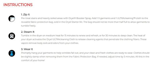 Dryel_Instructions