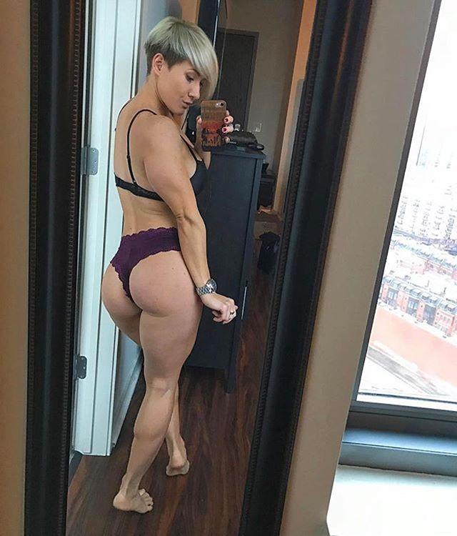 Muscular Asses Womens Pics 115