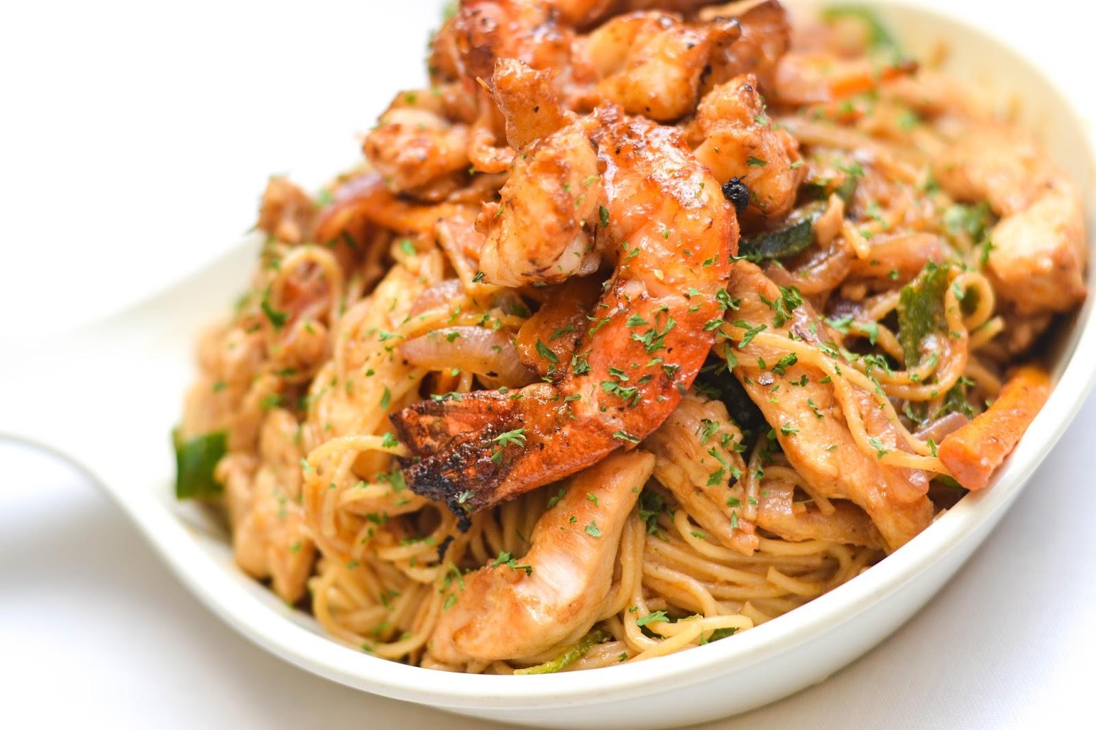 Seafood Pasta in Lagos