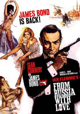 James Bond 007 From Russia with Love (1963) เจมส์ บอนด์ เพชฌฆาต 007 ภาค 2