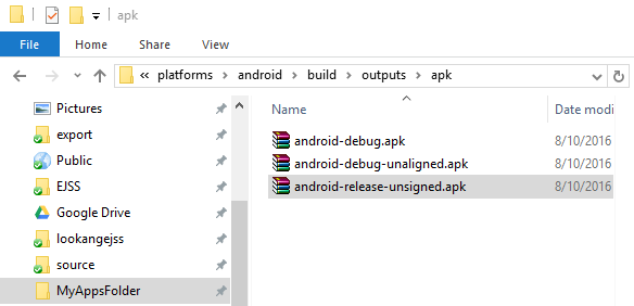 Creating Single Android and iOS Apps - Open Educational