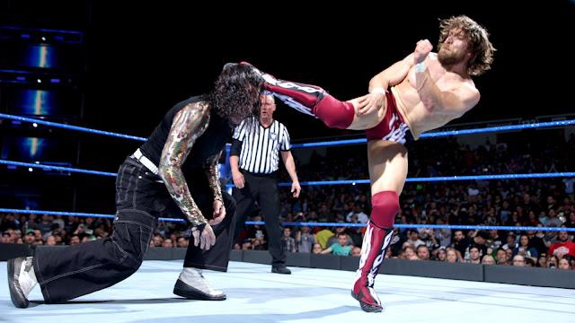 SmackDown Live 2018. május 22. - Bryan vs. Hardy - Teljes Adás