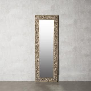 Espejo de troncos original