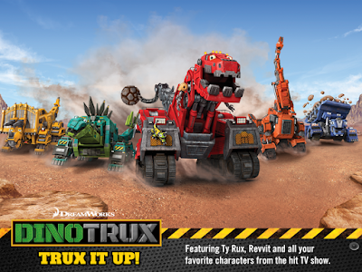 Free Download DINOTRUX v20160720153355 APK