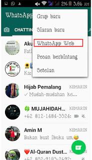 2 Cara Membuka Whatsapp Orang Lain dari Hp Kita (Memata-matai)