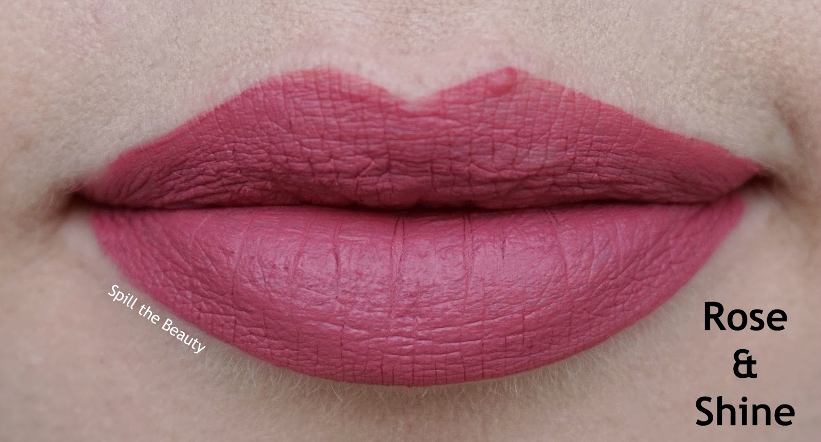 immel london stay matte liquid lip color review swatches 210 rose & shine